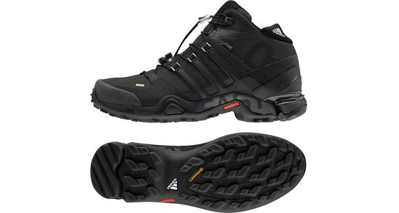 adidas Terrex Fast R MID GTX - Chaussures Homme - Mid, GTX noir